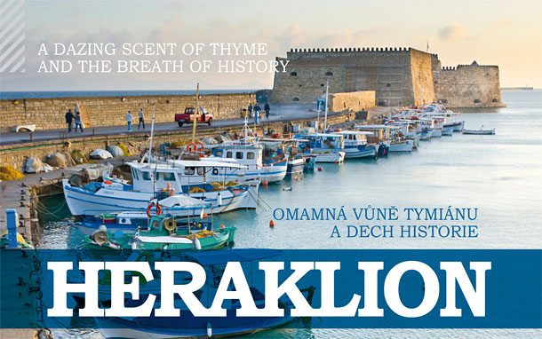 TRAVEL: Heraklion