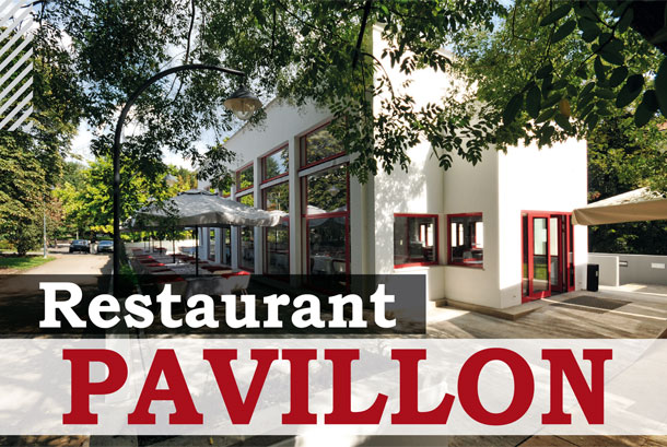 ENJOY: Restaurant Pavillon