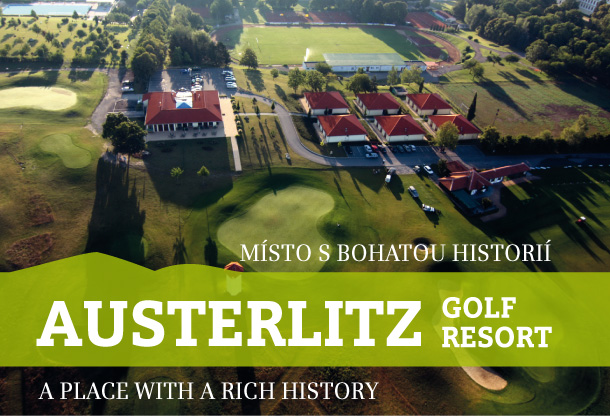 LEISURE: Golf Resort Austerlitz
